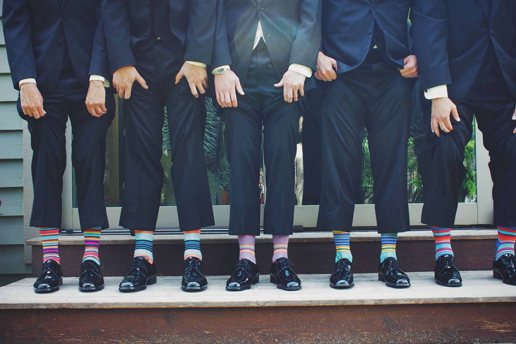 Skarpetki – bielizna czy modny dodatek?