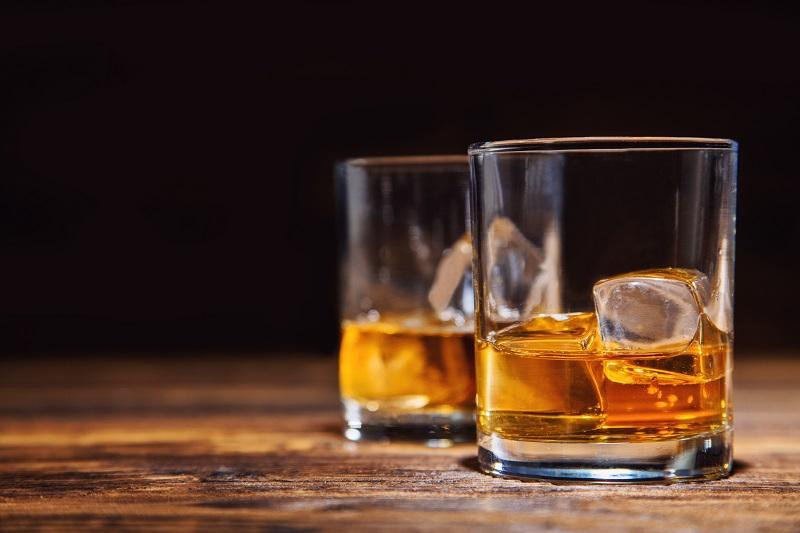 Whisky Geschmack